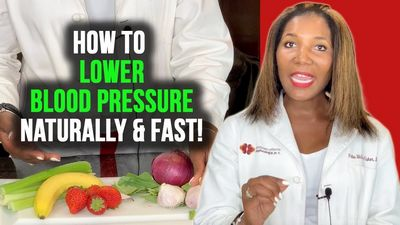 How To Lower Blood Pressure this at least three to