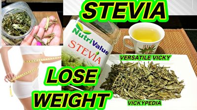 Stevia for Weight Loss - Is It Safe? While he acknowledges that