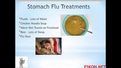 Symptoms of Stomach Flu symptoms don